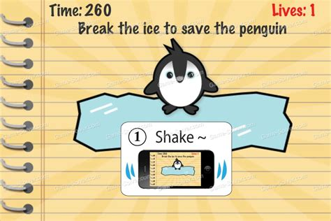 Save The Penguin impossible test the to save the penguin