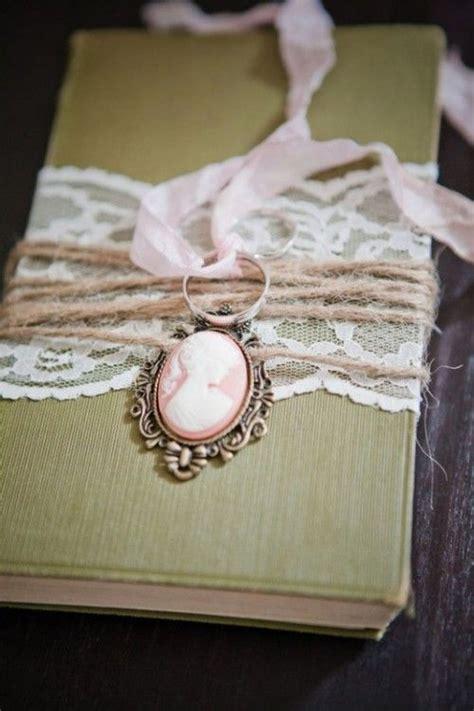 25 creative wedding ring bearer pillow alternatives