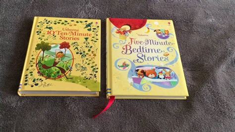 Five Minute Bedtime Stories usborne 10 ten minute stories vs five minute bedtime