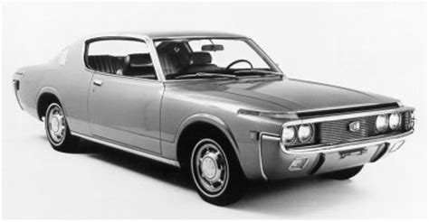 1972 toyota crown information