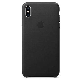 5 sur coque en cuir apple noir pour iphone xs max etui pour t 233 l 233 phone mobile achat prix