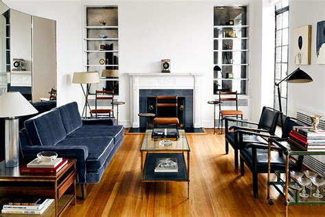 appartment in ny a look inside thom brownes new york city apartment 2