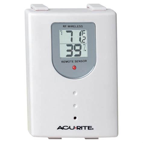 Termometer Manual free acu rite 00782a2 wireless thermometer manual
