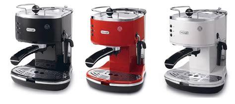 Delonghi Icona Eco311 by Macchina Macchine Per Da Caffe Delonghi Espresso Icona Eco311r Eco311bk Eco311 Ebay