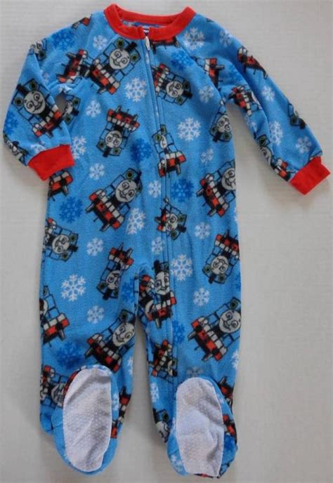 2t Sleepers by The Toddler Boys 2t 3t 4t Footed Pajamas