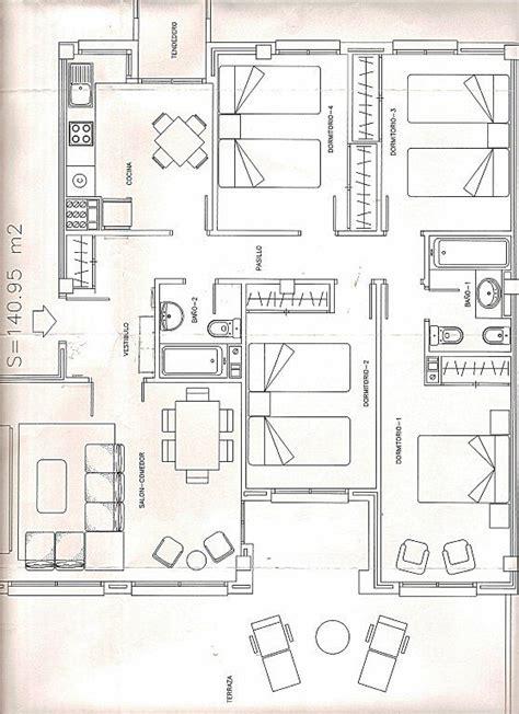 plano de casa de un piso 005jpg 29 best images about planos casas 1 piso on pinterest