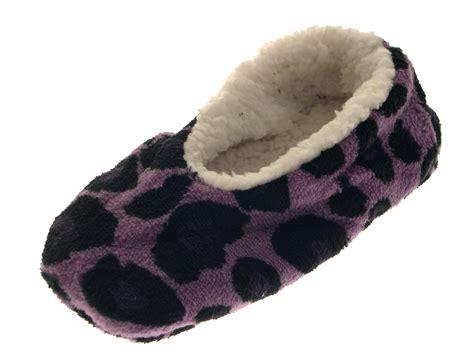 fur booties slippers womens sequin sherpa fur lined slipper socks