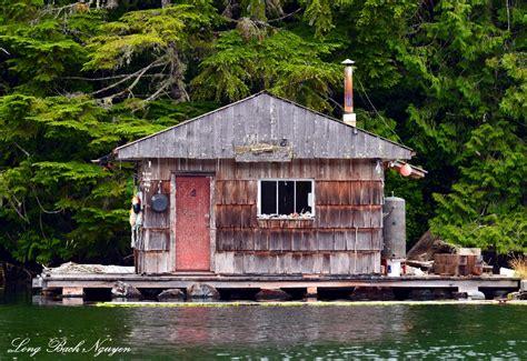 long island medium victoria bc floating cabin alma russell island vancouver island bc