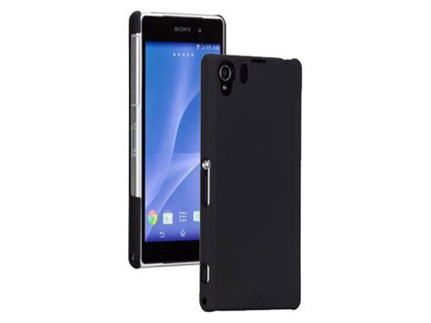 Mate Barely There Sony Xperia Z2 mate barely there voor sony xperia z2