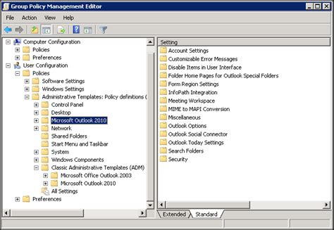 adding administrative templates for gpo virtually impossible