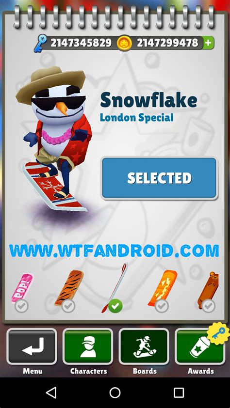 subway surf hack apk subway surfer hack apk v1 32 0 mod for android wtfandroid