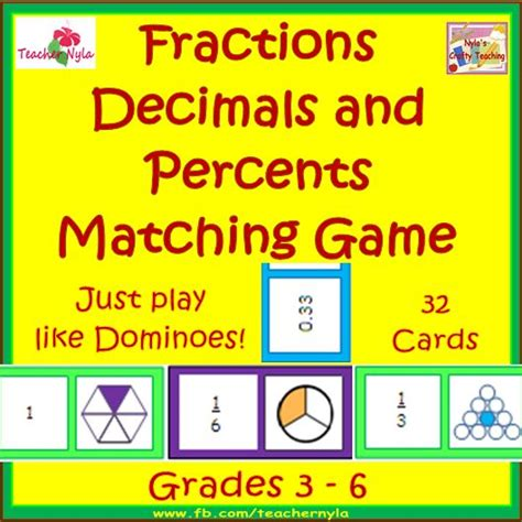 multiplying fractions using cards template multiplication and division decimal and cards on