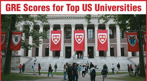 Universities Accepting Ielts Score For Mba by Gre Scores For Top Us Universities Check Here