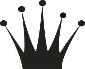 crown template black crown template free printable papercraft