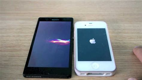 boot test sony xperia   iphone  youtube