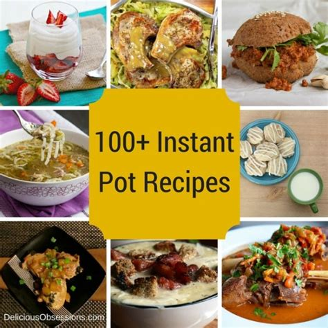 instant pot cookbook the most delicious recipe collection anyone easily can cook books delicious obsessions real food real real delicious
