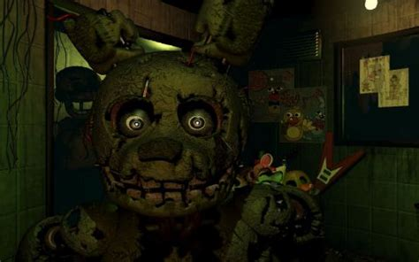 five nights at freddy's 3 review | pc gamer