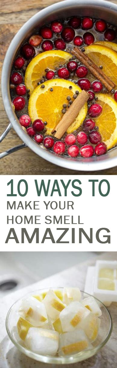 7 Ways To Make Your Home Smell by Clean Archives 101 Days Of Organization