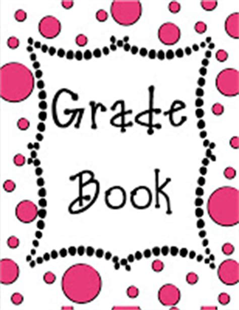 gradebook cover and a september 2012