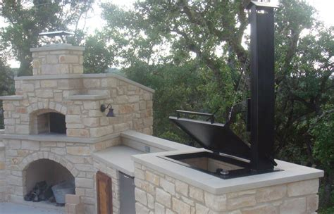 Mexican Kitchen Design by Texas Oven Co Your Wood Fired Pizza Oven Makes A Great