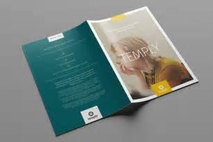 modern brochure design templates 35 beautiful modern brochure folder design ideas 2014