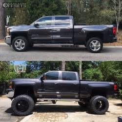 wheel offset 2016 chevrolet silverado 2500 hd hella stance