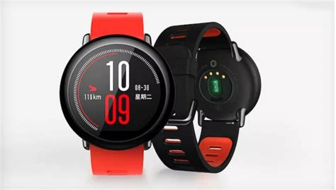 xiaomi s huami launches amazfit smartwatch with built in