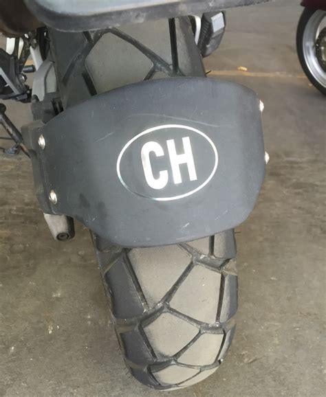 Motorrad Ch Kleber by Webtimo Motorrad Ch Aufkleber
