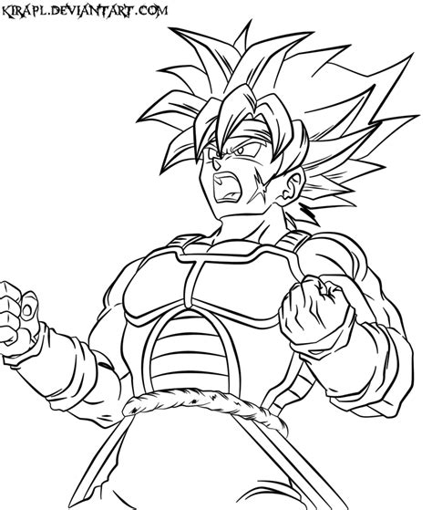 dragon ball z coloring pages bardock bardock coloring pages az coloring pages