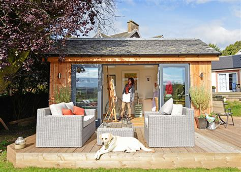 garden studio eclectic shed other by jml garden rooms
