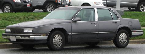 how cars work for dummies 1991 buick lesabre parental controls file buick lesabre limited 1 11 24 2009 jpg wikimedia commons