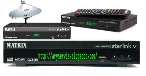 Harga Matrix Starlink V Hd by Matrix Starlink V Hd Ethernet Mati Suri Aryservice Barabai