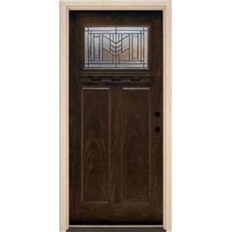 Feather River Doors 24 feather river doors mission pointe zinc 3 4 oval lite
