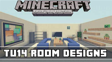 Living Room Minecraft Xbox 360 Minecraft Xbox 360 Tu14 Living Room Designs