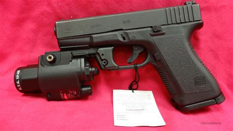 glock 19 light and laser glock 19 2 with laser and light for sale