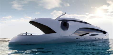 dessin bateau du futur bateau futuriste