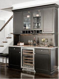 built in bar cabinets with sink kitchen wet bar microwave sink mini fridge wine rack