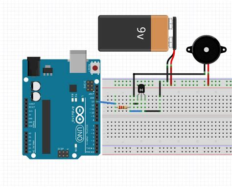 transistor bc548 como interruptor transistor 2n2222 como interruptor arduino uno tutoriales hetpro