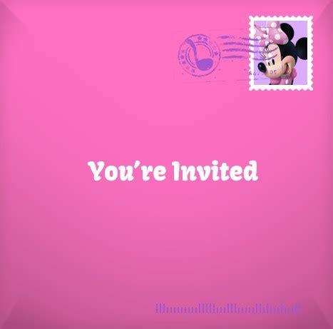 printable minnie mouse envelope minnie mouse envelope invitations online