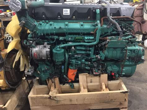 volvo truck engines for 2011 volvo d13 stock 227799 engine assys tpi
