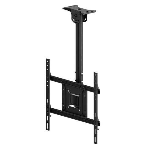 Support Ecran Plafond by Support Tv Pour Plafond Sonorous 224 233 Cran Plat De 32 Quot 224 50