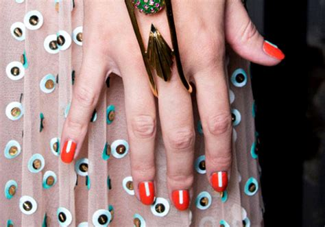 trend nail color 2014 nail trends for spring 2014
