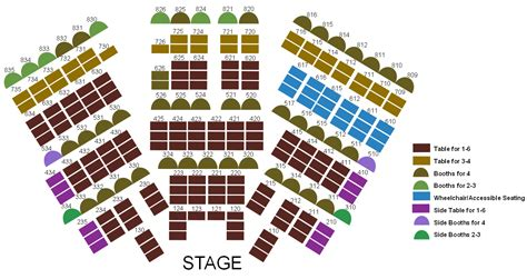 theatre seating chanhassen dinner theater seating chart chanhassen