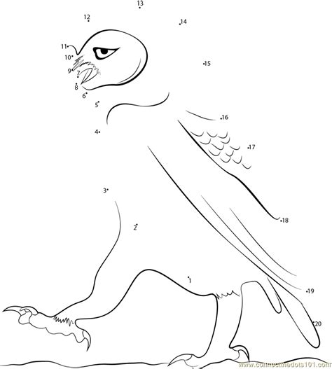owl dot to dot printable owl walking with attitude dot to dot printable worksheet