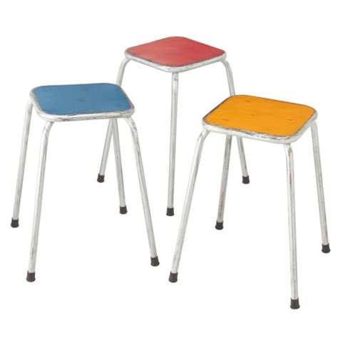 Stacking Stools by Style Stacking Stools Set Of 3