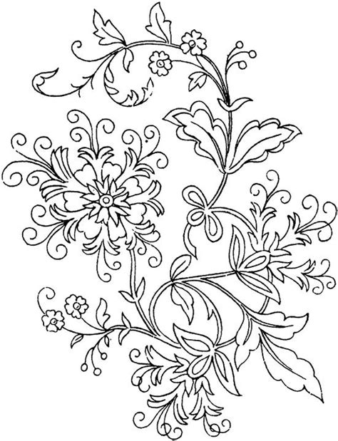 coloring book for adults flowers flower coloring page