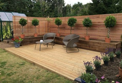 tips     garden decking backyard
