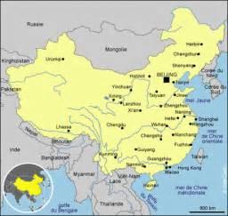 china le cartograf fr la chine