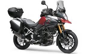 Suzuki Tourer Motorcycle Suzuki Vstrom 1000 Abs 2015 Touring Motorcycle