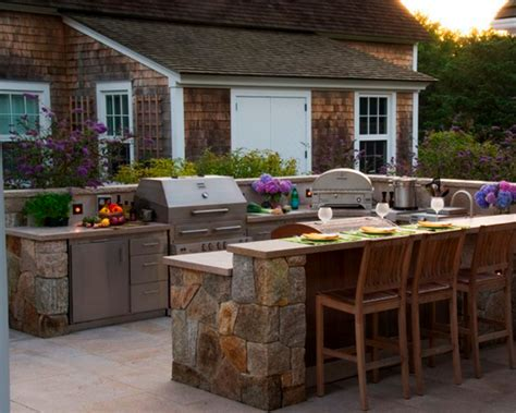 exterior kitchen outdoor bar ideas for outdoor decor